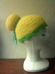 Tinkerbell Knit Hat