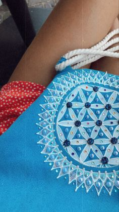 victoria linnen art Victoria, Beach Mat, Mandala, Outdoor Blanket, Backpacks, Handmade, Art, Art Background, Hand Made