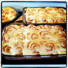 cooking ideas: The Pioneer Woman's Cinnamon Rolls
