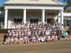 AOII Nu Beta - Ole Miss