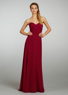 Noir By Lazaro Bridesmaids and Special Occasion Dresses Style NZ3337 by JLM Couture, Inc. --- bridesmaid