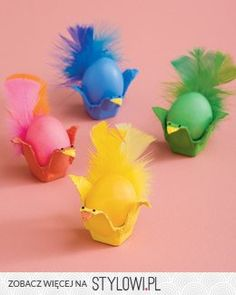 Easter Crafts or DIY Ideas / easter crafts na Stylowi.pl