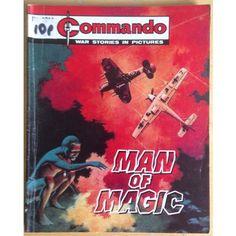 Commando Comic Picture Library #1014 War Action Adventure