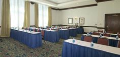 Embassy Suites Montgomery - Hotel & Conference Center, Al - Meeting Room With Classroom Setup