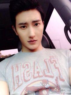 Zhoumi Weibo Update 140609