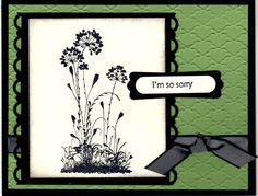 I'm So Sorry CASE by atlstamper198 - Cards and Paper Crafts at Splitcoaststampers