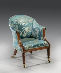 is your home for the most beautiful antiques on earth: antique furniture, fine jewelry, fashion and art from the world's best dealers. Upholstered Furniture, Antique Furniture, Lancaster London, Chair Design, Furniture Design, Georgian Homes, British Style, Tub Chair, Regency