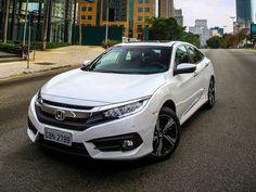 Honda Civic eleito Carro do Ano 2017 - revista Auto Esporte
