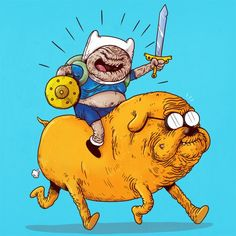 Alex Solis - Famous Oldies Adventure Time