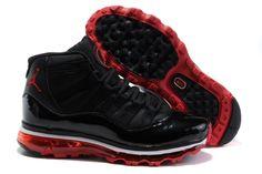 Jordan 11 Air Max Fusion Red Black White - Nike Air Max 2011 aebfe306f