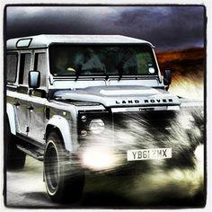 <3 range rover defender