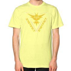 Team Instinct Unisex T-Shirt (on man)