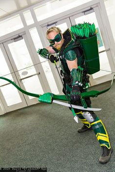 Green Arrow #MegaCon2014