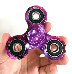 Available Now on Amazon!  D-JOY Tri-Spinner Fidget Toy Hand Spinner Camouflage, Stress Reducer Relieve Anxiety and Boredom Camo
