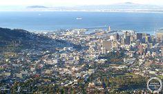 Blick über Kapstadt #ebookers