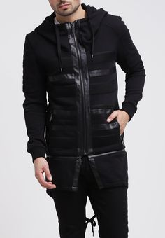 Black Kaviar - AYTON - Sweatjacke - black