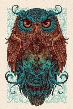 Owl – Graffiti World Buho Tattoo, Owl Artwork, Owl Tattoo Design, Owl Pictures, Beautiful Owl, Ink Art, Body Art Tattoos, Owl Tattoos, Amazing Art