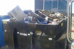 680 BINS Waste Management RenBin, waste management bins dumpsters order bin Calgary and area. Rent, waste management bins dumpster, Calgary Rent Bin