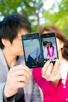 デジタルカメラとスマートフォンを使って写真で遊ぼう! @エンゲージメントフォト - ○○しゃしんのじかん    http://blog.goo.ne.jp/moriken_photo/