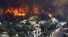 ¿Por qué los incendios forestales son ahora más devastadores?