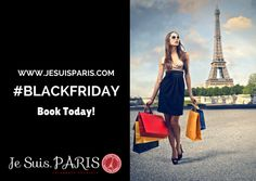 Instead of messing with the insanity of #BlackFriday, shop for your Paris vacation from the comfort of your home http://jesuisparis.com/tours/
