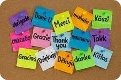 """Thank you"" – two simple words with the power to change our entire outlook on life. Here are 10 great reasons why this phrase of gratitude belongs in the forefront of our daily interactions in every season. Different Languages, Foreign Languages, Learn Languages, Languages Online, European Languages, Thinking Day, Employee Appreciation, Appreciation Gifts, Second Language"