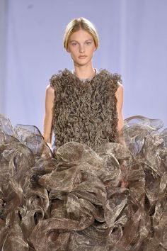 Iris Van Herpen Fall 2011 Couture