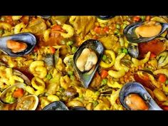 Paella Mixta - YouTube