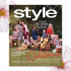 Autumn is in the air and as we bid farewell to the humid summer months its time to welcome our April edition. This year weve decided to get in early and put Mothers Day on our radar well in advance. Our cover collaboration with Westfield has gifting at the forefront our minds and we chat to @thestylistmama about how style changes when you become a mum.  The interviews dont stop there. We caught up with the super-human that is @verablue to talk about her Lady Powers and artist-of-the-moment…