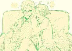 haikyuu and cute image