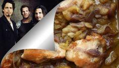 Pollo mele e cipolle alla Audioslave / Audioslave's Chicken with Apples and Onions