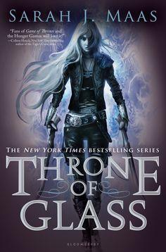 Throne of Glass | Sarah J. Maas