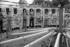 Manège du Park Belmont dans les années 60 La Presse