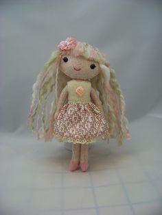 3rd little Ginger Melon doll