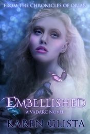 Embellished by Karen Glista - OnlineBookClub.org Book of the Day! @OnlineBookClub