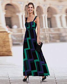 Fifty plus fashion dresses