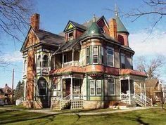 The Lion and Lamb Bed and Breakfast, Vinton, Iowa.