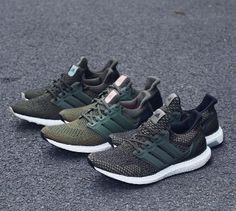 "adidas Ultra Boost 3.0 ""Military"" Pack"