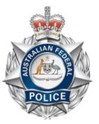 Badge of the Australian Federal Police. Law Enforcement Badges, Federal Law Enforcement, Law Enforcement Agencies, Police Test, Police Academy, State Police, Police Officer Requirements, Public Security, Police Patches