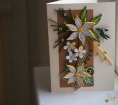 neli: Quilling cards flowers and ....butterfly