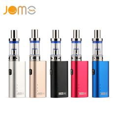 >> Click to Buy << JOMOTECH 4ml vaporizer Electronic Cigarette Kits 2200mAh Battery Box Vape Mod 510 Thread Lite 40w Ecig Kit with Replacement Coil #Affiliate