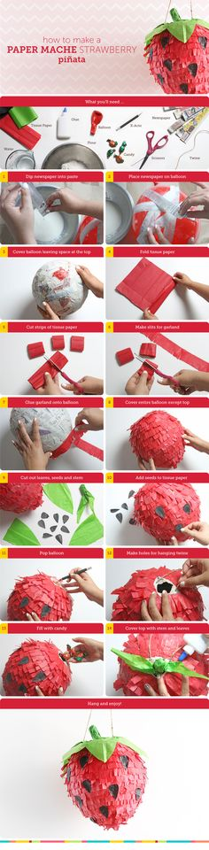 How to Make A Piñata: 3 Easy Methods