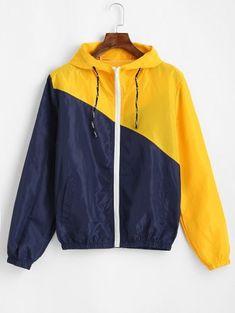 Vintage Windbreaker Jacket, Black Windbreaker, Cute Jackets, Jackets For Women, Clothes For Women, Tommy Hilfiger Windbreaker, Winter Outfits For Work, Winter Coats Women, Outdoor Outfit
