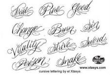 Cursive tattoo fonts Cursive tattoos and Tattoo fonts on Pinterest