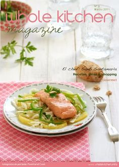 WHOLE KITCHEN Magazine Nº 5 Sweet Paul, Gourmet Cooking, Get Healthy, Make It Simple, Veggies, Diet, Chicken, Ethnic Recipes, Food Magazines