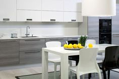 keittiö Smart Kitchen, Home And Living, Sweet Home, Table, Furniture, Home Decor, Tables, Home Furnishings, Interior Design