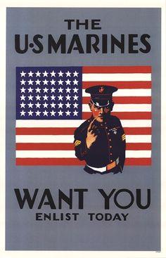 Marines Recruiting...