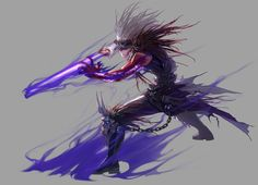 Male Slayer - Soul Bender - Dark Lord Awakening