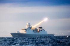 Harpoon lancering Zr Ms de Ruyter