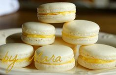 How to make macarons with Thermomix, 75 gr. blanched almonds or almond meal 140 gr. icing sugar (to make your own see tip below recipe) 10 gr. granulated sugar (about 1 tbsp) 60 gr. egg whites (about 2) pinch of fine sea salt